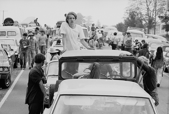 Traffic「On The Road To Woodstock」:写真・画像(9)[壁紙.com]