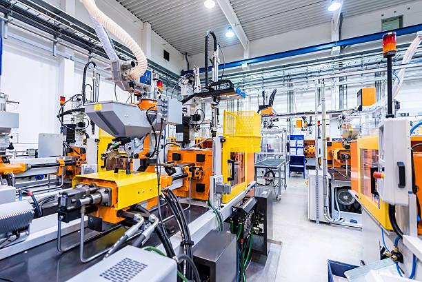 Production line of plastic industry:スマホ壁紙(壁紙.com)