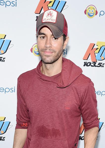 Enrique Iglesias - Singer「103.5 KTU's KTUphoria 2016 - Arrivals」:写真・画像(14)[壁紙.com]