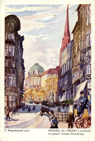 Architecture「Fredy Street, Poznan, Poland」:写真・画像(19)[壁紙.com]