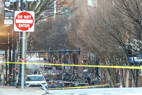 "Exploding「""Intentional"" Explosion Rattles Nashville On Christmas Day」:写真・画像(2)[壁紙.com]"