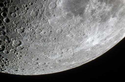 Moon「Surface of the moon」:スマホ壁紙(16)