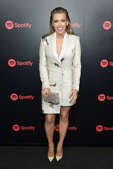 Metallic Purse「Spotify's Best New Artist Party featuring Lil Uzi Vert, SZA, Khalid, Alessia Cara and Julia Michaels held at Skylight Clarkson」:写真・画像(12)[壁紙.com]