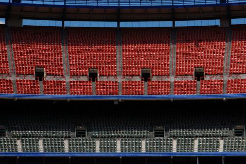 Symmetry「Stadium - Empty bleechers」:スマホ壁紙(5)