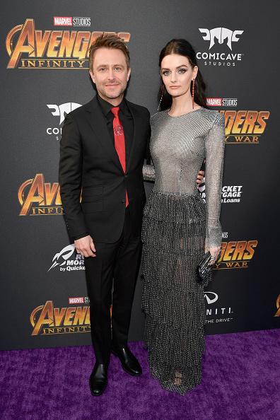 "Black Shirt「Los Angeles Global Premiere for Marvel Studios' ""Avengers: Infinity War""」:写真・画像(18)[壁紙.com]"