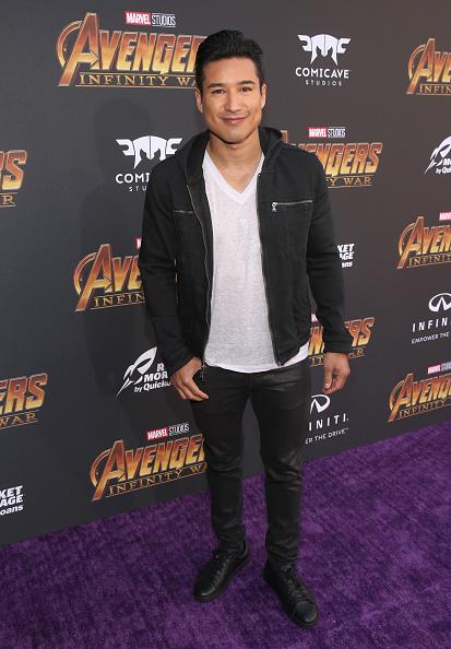 "Awe「Los Angeles Global Premiere for Marvel Studios' ""Avengers: Infinity War""」:写真・画像(6)[壁紙.com]"