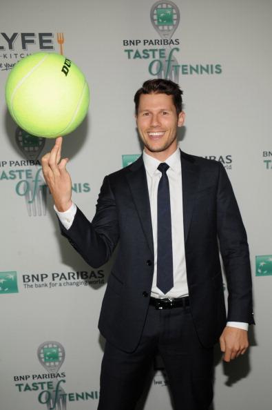 BNP Paribas「14th Annual BNP Paribas Taste Of Tennis, Hosted by Serena Williams - Arrivals」:写真・画像(4)[壁紙.com]