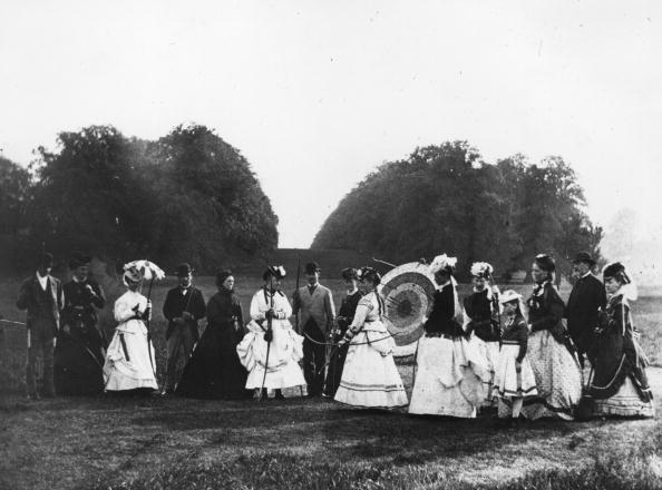 Recreational Pursuit「Lady Archers」:写真・画像(8)[壁紙.com]