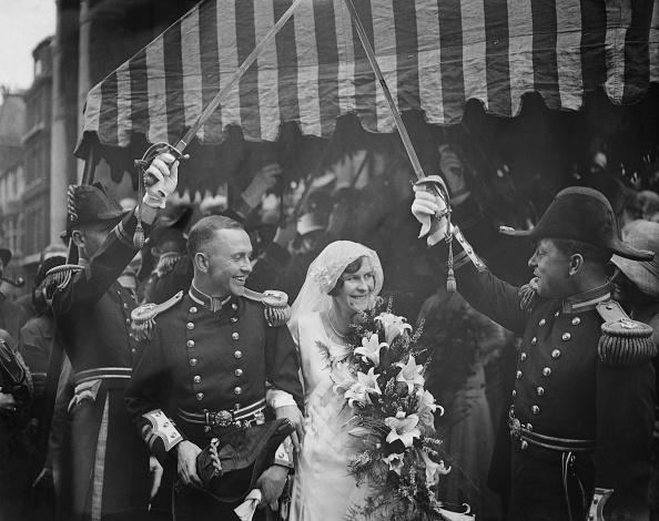 Bouquet「Royal Navy Wedding In London」:写真・画像(8)[壁紙.com]