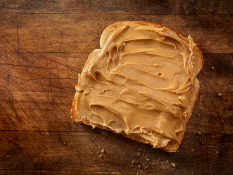 Nut - Food「Peanut Butter on Toast」:スマホ壁紙(16)