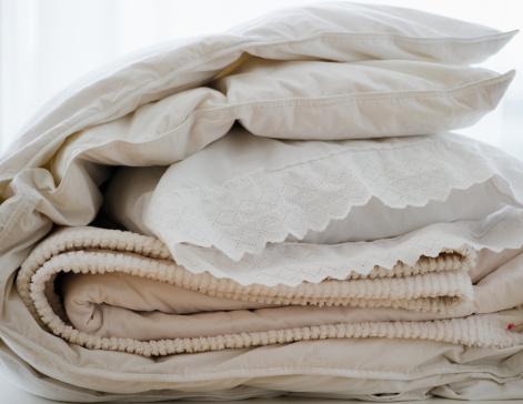Laundry「Folded bedding」:スマホ壁紙(6)