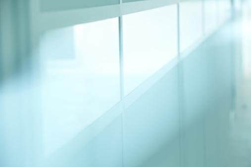Smooth「Glassy wall」:スマホ壁紙(2)