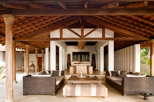 Indian Culture「Indian beach house retreat, Goa」:スマホ壁紙(19)
