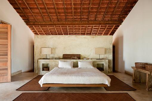 Symmetry「Indian beach house retreat, Goa」:スマホ壁紙(2)