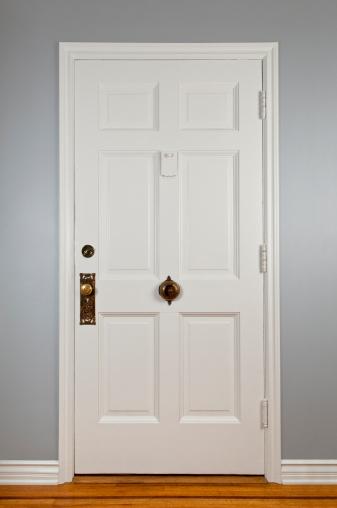 Hole「White Front Door」:スマホ壁紙(7)