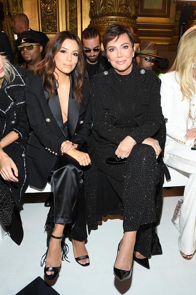 Spring Collection「Balmain : Front Row -  Paris Fashion Week - Womenswear Spring Summer 2020」:写真・画像(10)[壁紙.com]