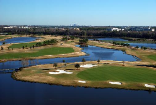 Sand Trap「Florida golf course」:スマホ壁紙(5)