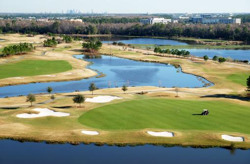 Sand Trap「Florida golf course」:スマホ壁紙(17)