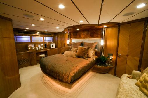 Passenger Cabin「bedroom interior luxury motor yacht wealth」:スマホ壁紙(15)