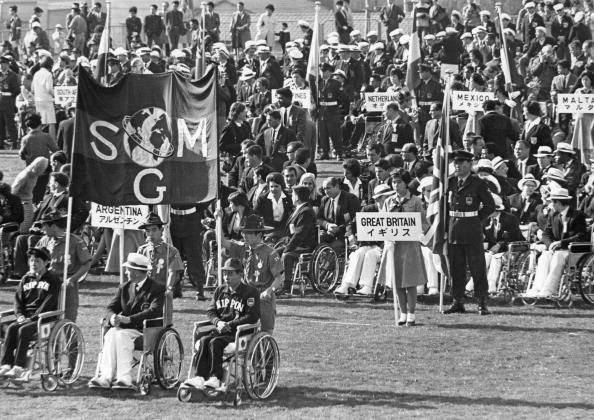 Tokyo - Japan「Tokyo Paralympics」:写真・画像(8)[壁紙.com]