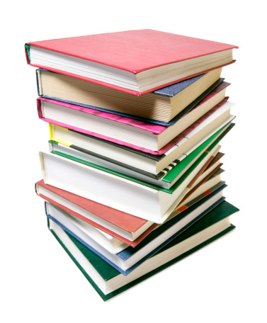 Heap「Books stack」:スマホ壁紙(16)