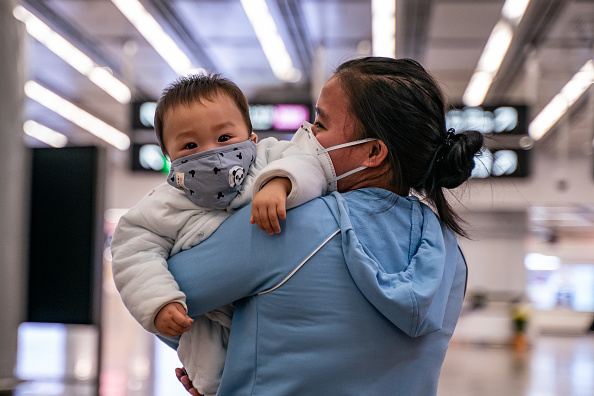 Baby - Human Age「Deadly Wuhan Coronavirus Spreads To Hong Kong」:写真・画像(6)[壁紙.com]