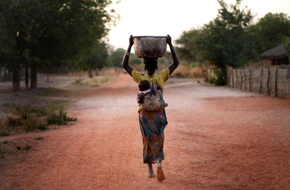 Water「War And Poverty Fuel Conflict In Central African Republic」:写真・画像(5)[壁紙.com]