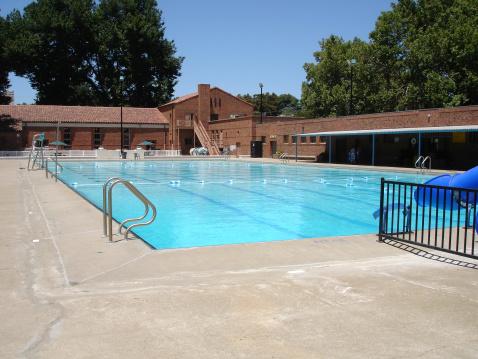 City Of Los Angeles「California municipal swimming pool」:スマホ壁紙(6)
