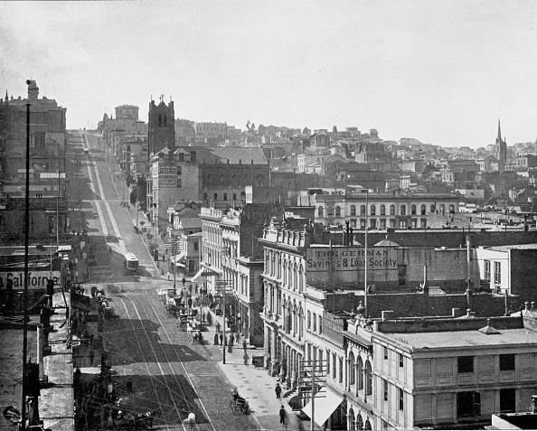 1900-1909「California Street」:写真・画像(16)[壁紙.com]