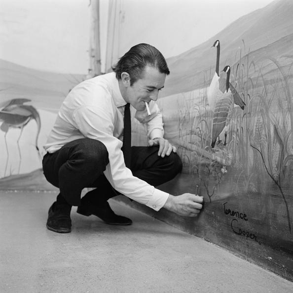 Eddie House「Terence Cooper」:写真・画像(4)[壁紙.com]