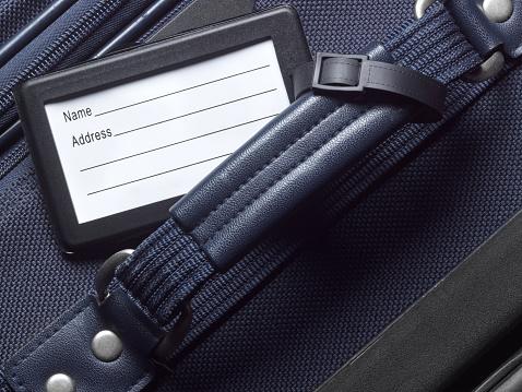 Business Travel「Luggage Tag」:スマホ壁紙(11)