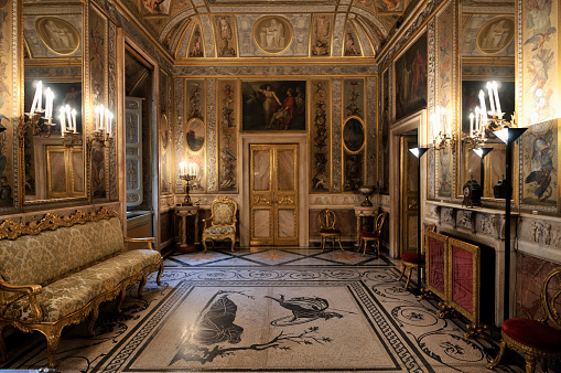Art「Sumptuous Baroque Interior」:スマホ壁紙(5)