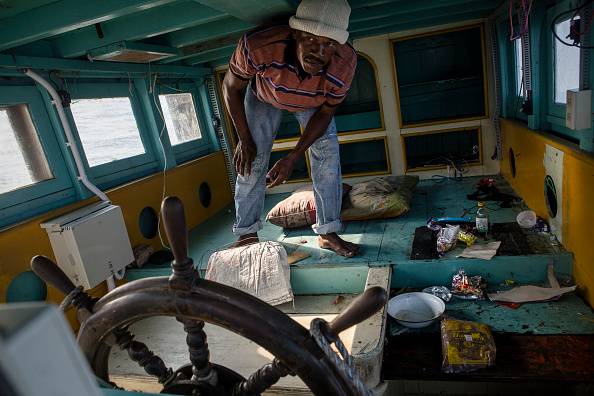 Fisherman「Hundreds More Rohingya Refugees Arrive In Indonesia」:写真・画像(4)[壁紙.com]
