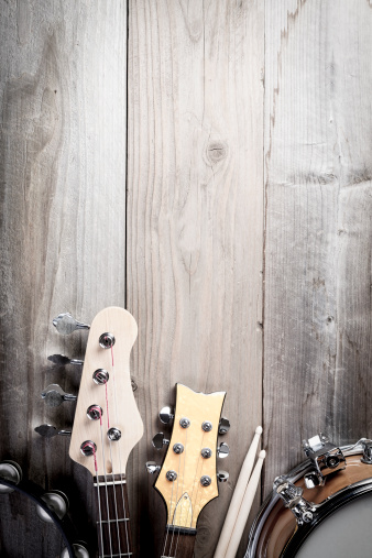 Bass Instrument「Musical Instruments」:スマホ壁紙(0)
