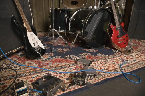 Rock Music「Musical instruments」:スマホ壁紙(9)