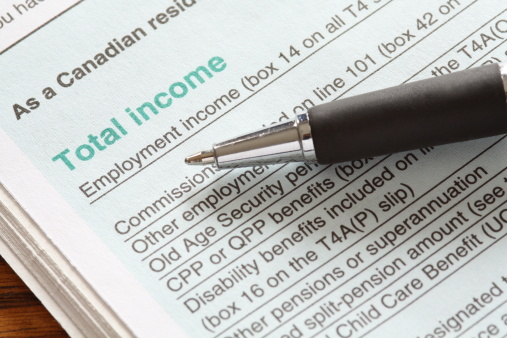 Tax「Canadian Tax Return」:スマホ壁紙(7)