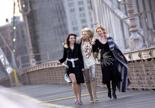 Sex and the City「Sex and the City Promo Video」:写真・画像(18)[壁紙.com]