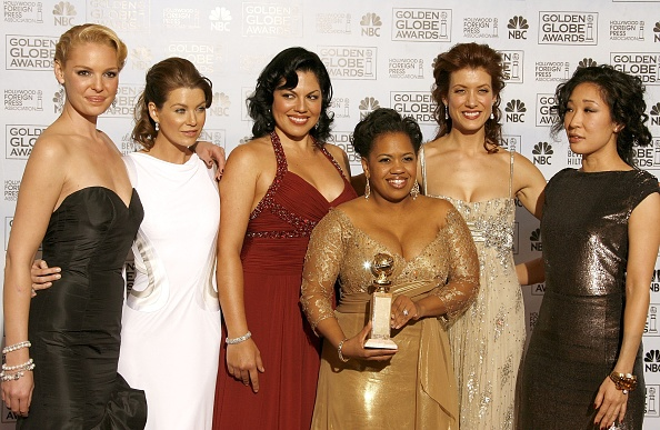 Katherine Heigl「The 64th Annual Golden Globe Awards - Press Room」:写真・画像(13)[壁紙.com]