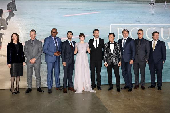 """スター・ウォーズ・シリーズ「""""Rogue One: A Star Wars Story"""" - Launch Event - Red Carpet Arrivals」:写真・画像(11)[壁紙.com]"""