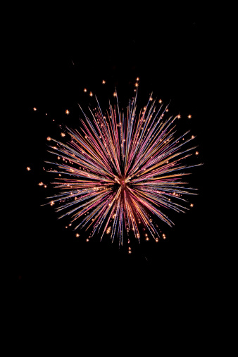 花火「Fireworks」:スマホ壁紙(17)