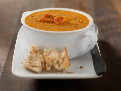 Cream Soup「Lobster Bisque with Crusty Bread」:スマホ壁紙(15)