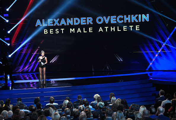 NHL Award「The 2018 ESPYS - Show」:写真・画像(17)[壁紙.com]