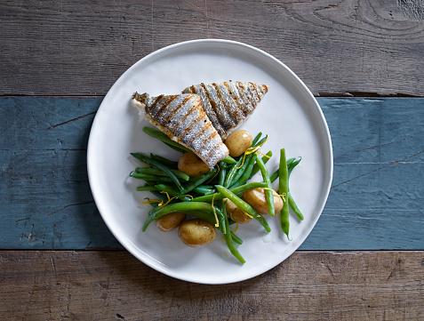 Fillet「fish dish」:スマホ壁紙(12)