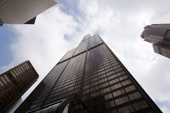 skyscraper「Sears Tower To Become Willis Tower As Willis Group Holdings Moves In」:写真・画像(3)[壁紙.com]