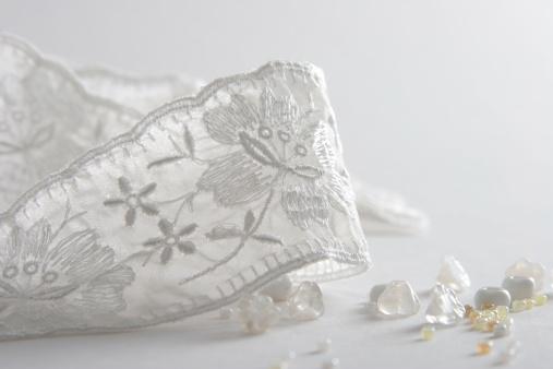 Ribbon - Sewing Item「bridal accessories」:スマホ壁紙(8)