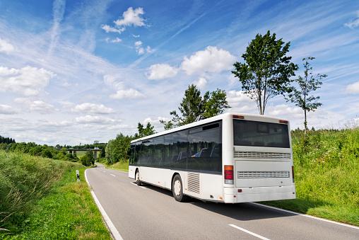 Germany「Commuter bus」:スマホ壁紙(14)