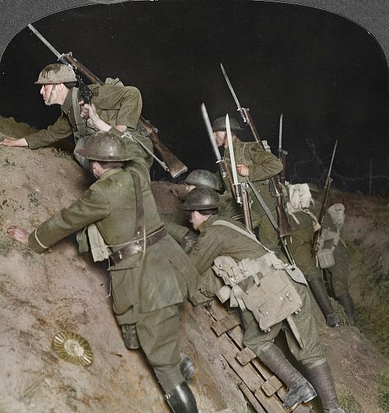 World War I「Fighting Throught The Night At Mory」:写真・画像(16)[壁紙.com]