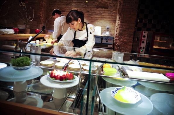 Tapas「New Restaurant 'Tickets' By Ferran Adria」:写真・画像(18)[壁紙.com]