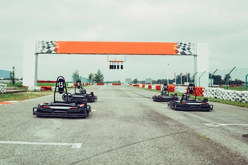 Racecar「Go-Karts」:スマホ壁紙(15)