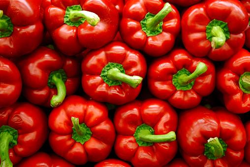 Red Bell Pepper「Red Peppers」:スマホ壁紙(0)